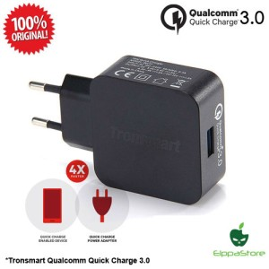 FAST CHARGER Wall Adapter Tronsmart Qualcomm Quick Charge 3.0 (Type C)