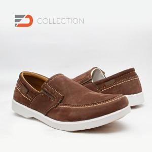 Sepatu Casual Bahan Kulit Sapi Asli Fdw 15