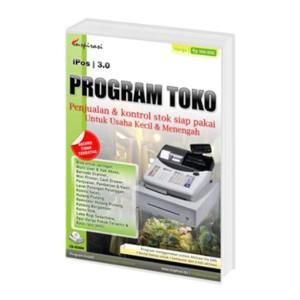 PROGRAM TOKO iPOS 3.3 (ORIGINAL)