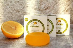 Sabun Aroma Derma (sabun muka Lemon / whitening soap )