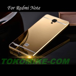 Bumper Mirror Case Xiaomi Redmi Note 2