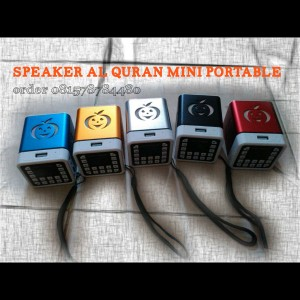 Speaker Al Quran Mini Portable
