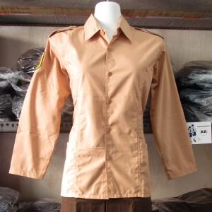 Baju Panjang Seragam Pramuka Pembina No. 2L, 3L (Seragam Sekolah)