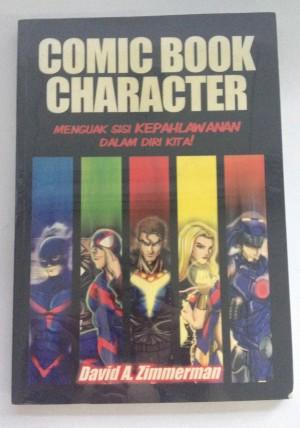 Comic Book Character - David A. Zimmerman