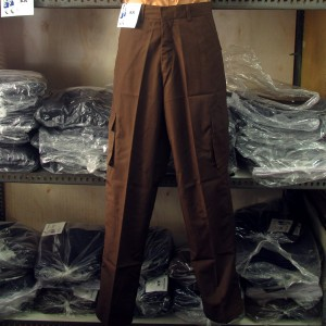 Celana Panjang Kopi (Coklat) PDL No. 27, 28, 29 (Seragam Pramuka)