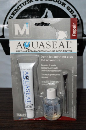 McNett Gearaid Aquaseal & Cotol-240 Cure Accelerator