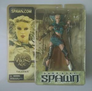 Spawn Series 22 Valkerie | US Card
