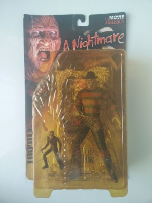 MMS 1 | Freddy Krueger | A Nightmare on Elm Street | US card