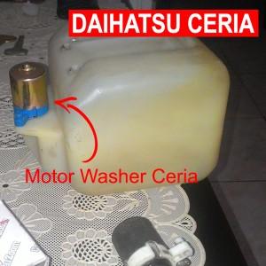 Motor Washer Daihatsu Ceria / Semprotan Air Wiper / Pompa Air Wiper
