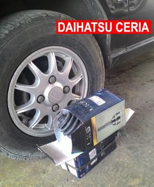 As Roda LUAR Daihatsu Ceria / CV Joint / Drive Shaft Ceria