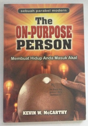 The On Purpose Person - Kevin W. McCarthy