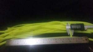 Selang Karet Konektor Penyambung Tahan Panas Panjang 40cm
