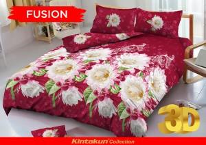 Bedcover D'luxe Kintakun ukuran 180 x 200 – Fusion