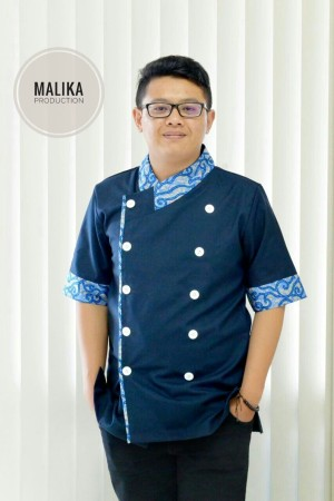 Baju Chef exclusive + Batik