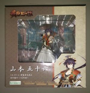 Yamamoto Isoroku | Sengoku Rance | 1/8 | Kotobukiya