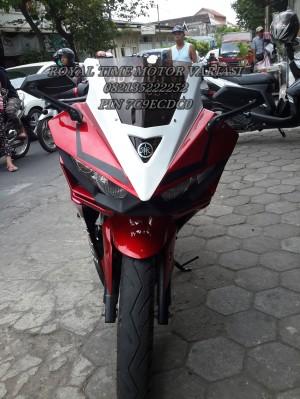 Fullset Fairing R25 V2 Red White