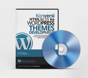 IW Course: Konversi HTMLCSS Ke Wordpress - Themes Development