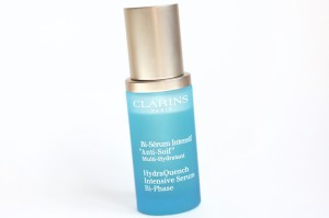 Original Clarins Hydraquench Intensive Serum Bi-Phase - Anti Soif 30ml