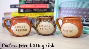 Coolest Friend Mug gelas lucu