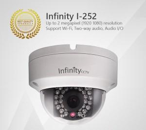 IP Kamera infinity I-252 dome