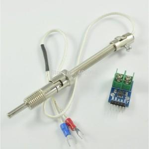 MAX6675 thermocouple temperature sensor K-type probe