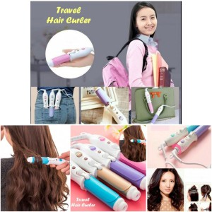 Mini Travel Hair Curler (Catok Rambut Travel)