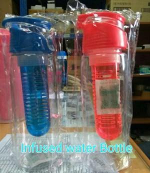 Infused Water Bottle - Botol Minum Murah Meriah