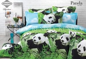 Sprei Kendra Signature 180 motif Panda