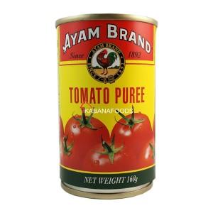 Pasta Tomat Kalengan Ayam Brand Tomato Puree 160g