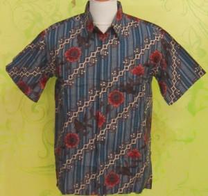 Kemeja Batik K0127v