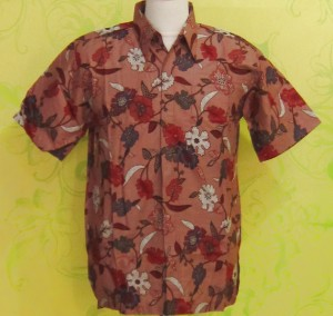 Kemeja Batik K0125v