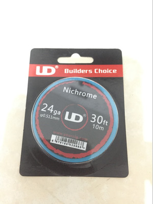 UD Nichrome80 24 awg