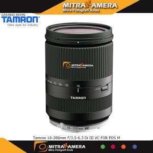 Tamron 18-200mm F/3.5-6.3 Di III Vc For Canon Eos M