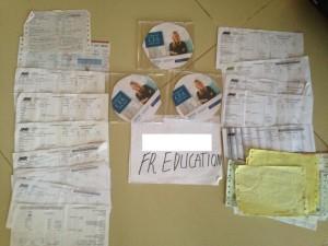 Buku dan video tutorial persiapan ujian CFA