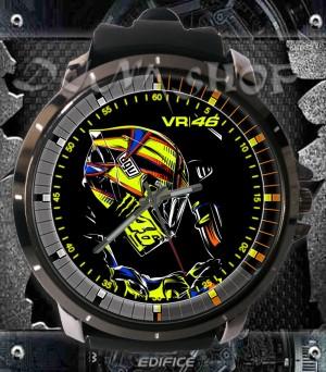 jam tangan custom VR 46 Y T gokil
