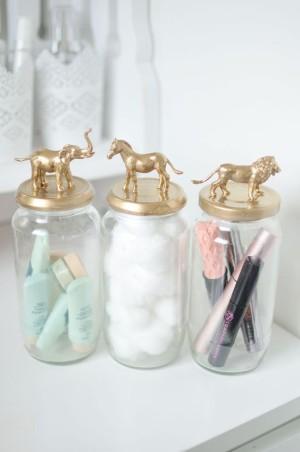 Jar /souvenir/animal/decoration set murah