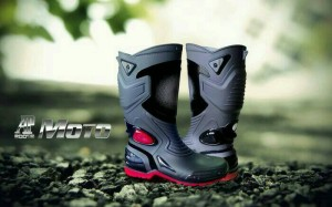 Sepatu Touring Boot Motor Trail Cross Adventure Ap Boots MOTO 3 Murah