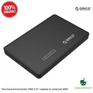 2.5 Inch External HDD Enclosure Case Docking 1-Bay Sata2 USB 3.0 Orico
