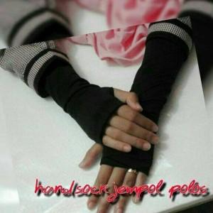 handsock jempol / sarung tangan jempol / manset jempol jersey
