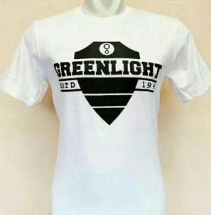 Tshirt/t shirt/T-shirt/kaos GREENLIGHT