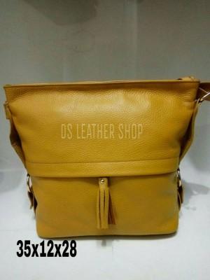 tas wanita kulit asli DS1123