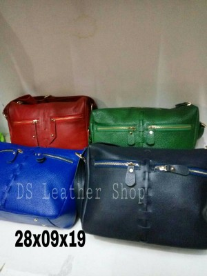 tas wanita (mini) 100% kulit asli DS1098