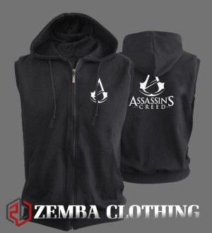 Vest Zipper Assassin's Creed Liperation - Zemba Clothing