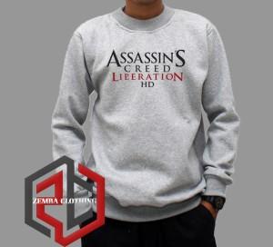Sweater Assassin's Creed Liperation - Zemba Clothing