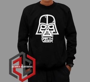 Sweater Darth Vader - Zemba Clothing