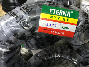 NYYHY 3x2,5 3x2.5 ETERNA