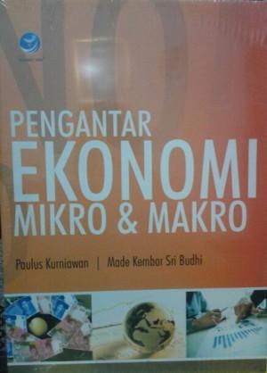 Buku Pengantar Ekonomi Mikro & Makro
