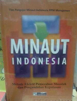 Buku Minaut Indonesia Metode Efektif Pemecahan Masalah dan keputusan