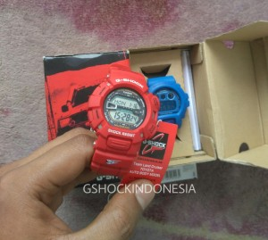"g-shock G-9000tlc-4 ""toyota"" (team land cruiser)"