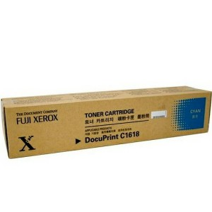 TONER FUJI XEROX [CT200227] DOCUPRINT C1618 CYAN ORIGINAL